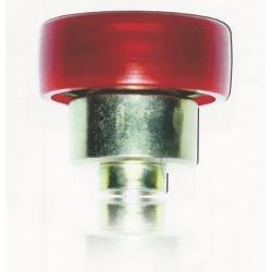 Czerwone łożysko dachu składanego naczepy fi 24mm, 033103