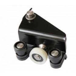 Wózek zawiasu środkowego drzwi bocznych Renault Trafic, Opel Vivaro, Nissan Primastar 011151