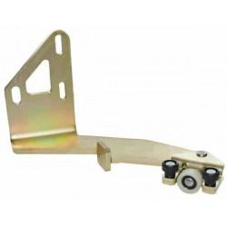 Wózek zawiasu dolnego drzwi Renault Master, lewa strona 0111281
